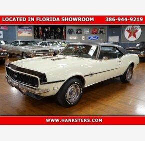 1968 Chevrolet Camaro for sale 101243228