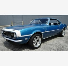 1968 Chevrolet Camaro for sale 101251698