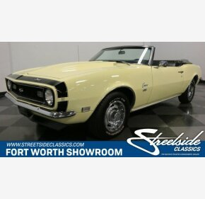 1968 Chevrolet Camaro for sale 101303109