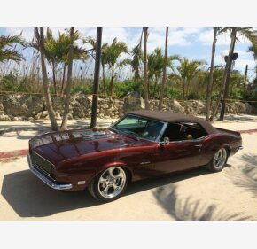 1968 Chevrolet Camaro RS for sale 101352900