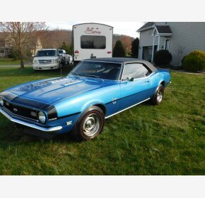 1968 Chevrolet Camaro SS Coupe for sale 101365199