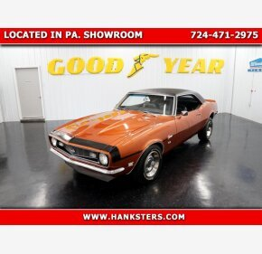 1968 Chevrolet Camaro for sale 101370684