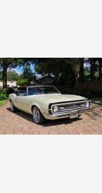 1968 Chevrolet Camaro Convertible for sale 101372217
