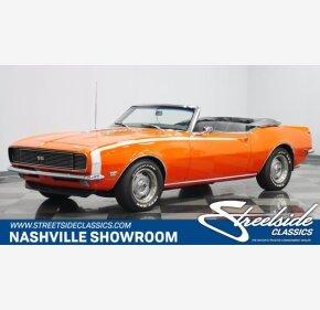 1968 Chevrolet Camaro for sale 101379956