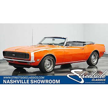 1968 Chevrolet Camaro for sale 101379956