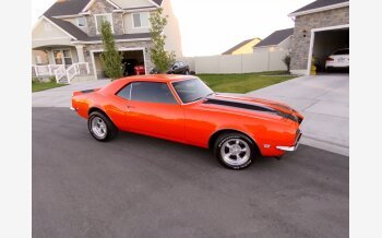 1968 Chevrolet Camaro Coupe for sale 101381799