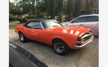 1968 Chevrolet Camaro Convertible for sale 101511401