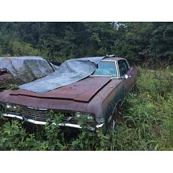 1968 Chevrolet Caprice for sale 100828624