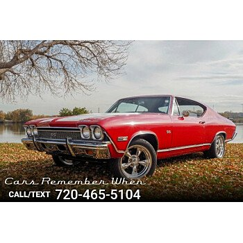 1968 Chevrolet Chevelle for sale 101009465