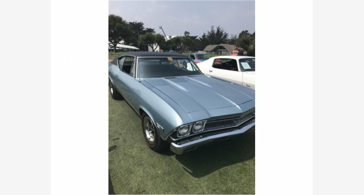 1968 Chevrolet Chevelle for sale 101028877