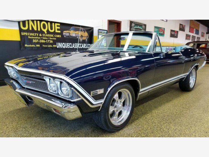 Classic Cars For Sale Mn >> 1968 Chevrolet Chevelle For Sale Near Mankato Minnesota