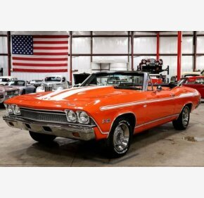 1968 Chevrolet Chevelle for sale 101093503