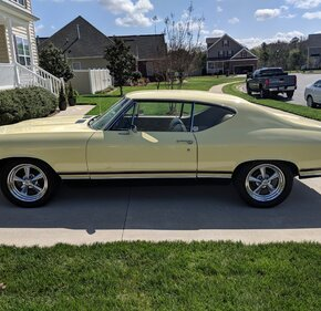 1968 Chevrolet Chevelle SS for sale 101106667