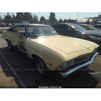 1968 Chevrolet Chevelle for sale 101169053