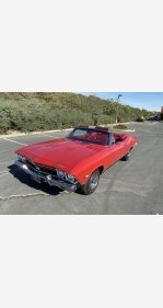 1968 Chevrolet Chevelle for sale 101228015