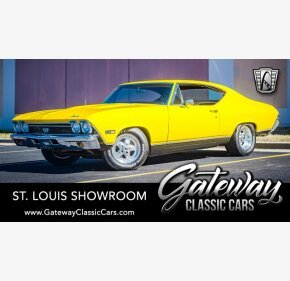 1968 Chevrolet Chevelle SS for sale 101300114