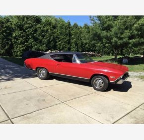 1968 Chevrolet Chevelle SS for sale 101340117