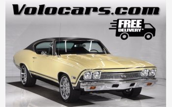 1968 Chevrolet Chevelle SS for sale 101345406