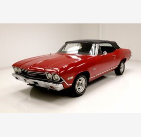 1968 Chevrolet Chevelle for sale 101359815