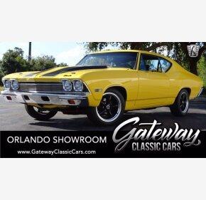 1968 Chevrolet Chevelle for sale 101420823