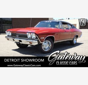 1968 Chevrolet Chevelle SS for sale 101462271