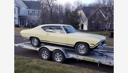 1968 Chevrolet Chevelle SS for sale 101475100