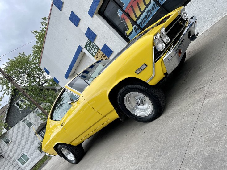 1968 Chevrolet Chevelle SS for sale 101555671