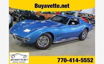 1968 Chevrolet Corvette for sale 101003604
