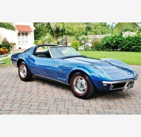 1968 Chevrolet Corvette For 101009548