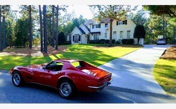 1968 Chevrolet Corvette Coupe for sale 101060105