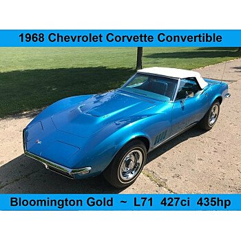 1968 Chevrolet Corvette for sale 101155334
