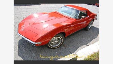 1968 Chevrolet Corvette for sale 101207968