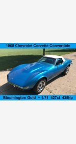 1968 Chevrolet Corvette for sale 101269207