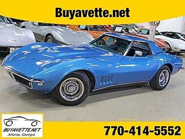1968 Chevrolet Corvette for sale 101314904