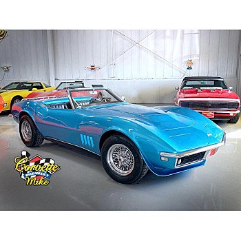 1968 Chevrolet Corvette 427 Convertible for sale 101318152