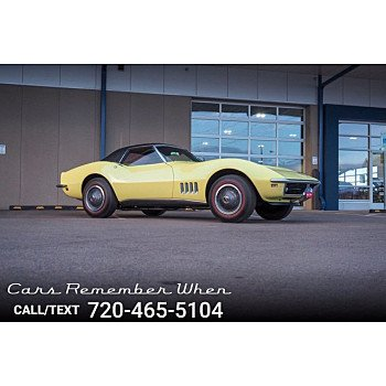 1968 Chevrolet Corvette for sale 101329105