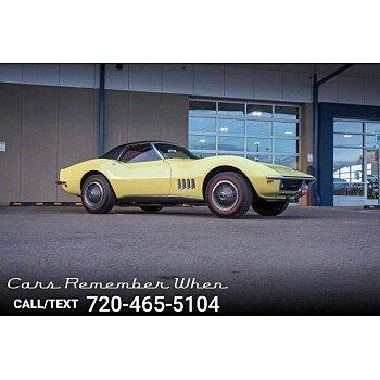 1968 Chevrolet Corvette for sale 101329105