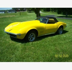 1968 Chevrolet Corvette Convertible for sale 101339664