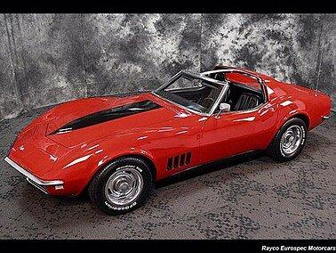 1968 Chevrolet Corvette for sale 101344266