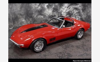 1968 Chevrolet Corvette for sale 101344266