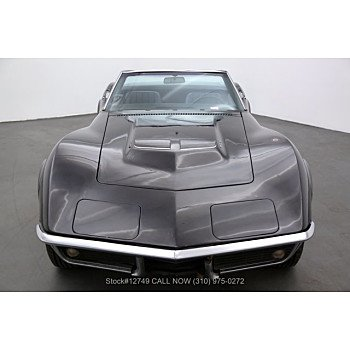 1968 Chevrolet Corvette Convertible for sale 101405008