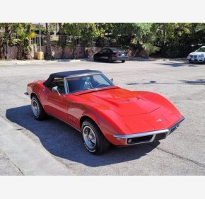 1968 Chevrolet Corvette Convertible for sale 101430261
