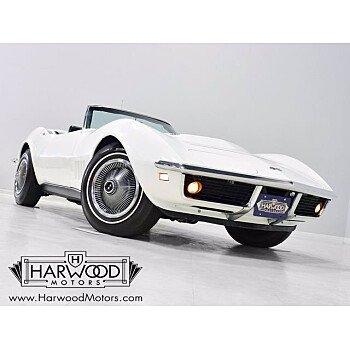 1968 Chevrolet Corvette Convertible for sale 101493771
