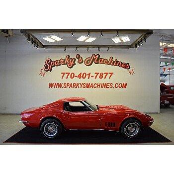 1968 Chevrolet Corvette for sale 101489324