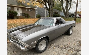 1968 Chevrolet El Camino V8 for sale 101406925