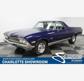 1968 Chevrolet El Camino for sale 101089646