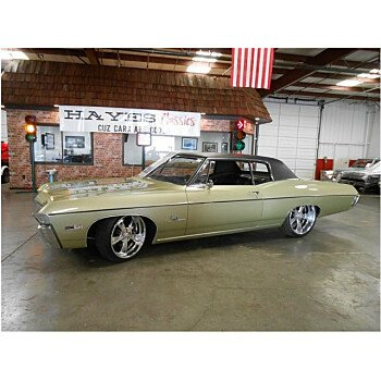 1968 Chevrolet Impala for sale 100953224