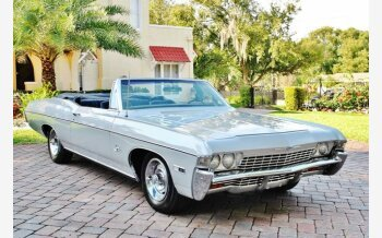 1968 Chevrolet Impala for sale 101044581