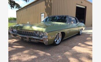 1968 Chevrolet Impala for sale 101177909