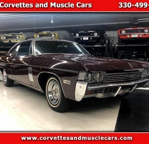 1968 Chevrolet Impala SS for sale 101383472
